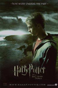 HALF-BLOOD Teaser Poster