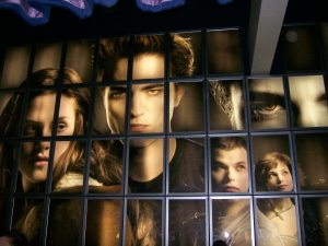 TWILIGHT Wall at ArcLight Cinemas in Sherman Oaks, CA