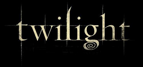 Poster i logo filma Twilight-logo